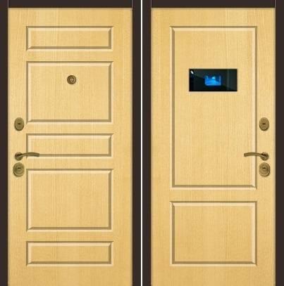 заказать входную дверь с домофоном в офис