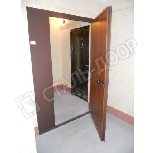 двери металлические на площадку в москве