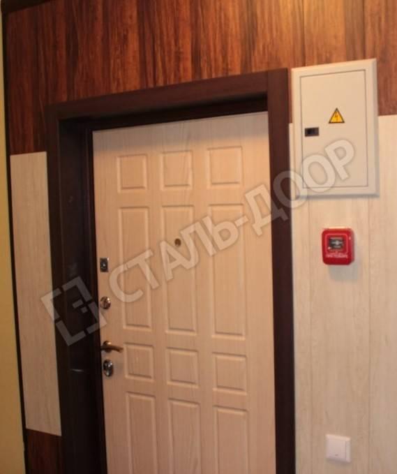 входные двери эконом класса с монтажом
