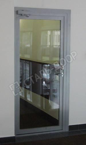 противопожарная металлическая дверь 1300 2000