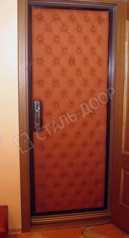 декор на входную дверь изнутри