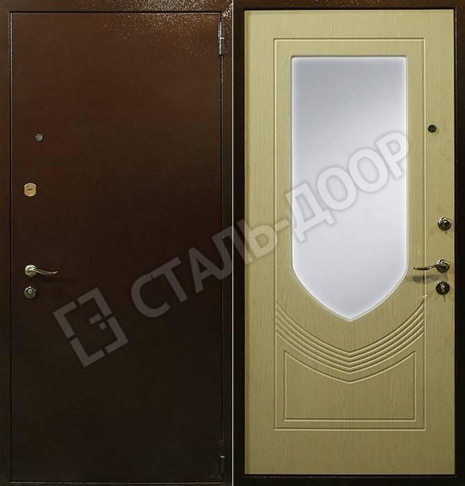 железная дверь в новопеределкино