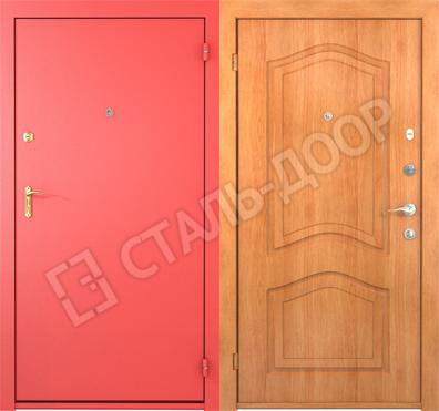 стальные двери 3 мм в пушкино