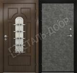 двери металлические глухие 900х2100 мм