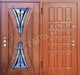стальные двери мдф эконом класса
