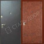 дверь металлическая под заказ эконом класса