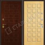 двойные металлические двери воскресенск цена