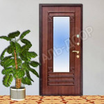 металлические двери эконом класса и цены уличная