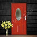 входные двери эконом класса с зеркалом