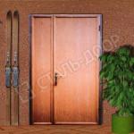 металлическая дверь тамбурная для подъездов жилых домов
